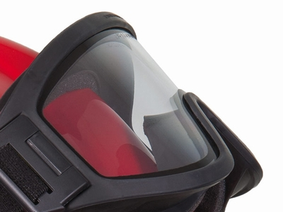 Detachable fire-fighter's Goggle